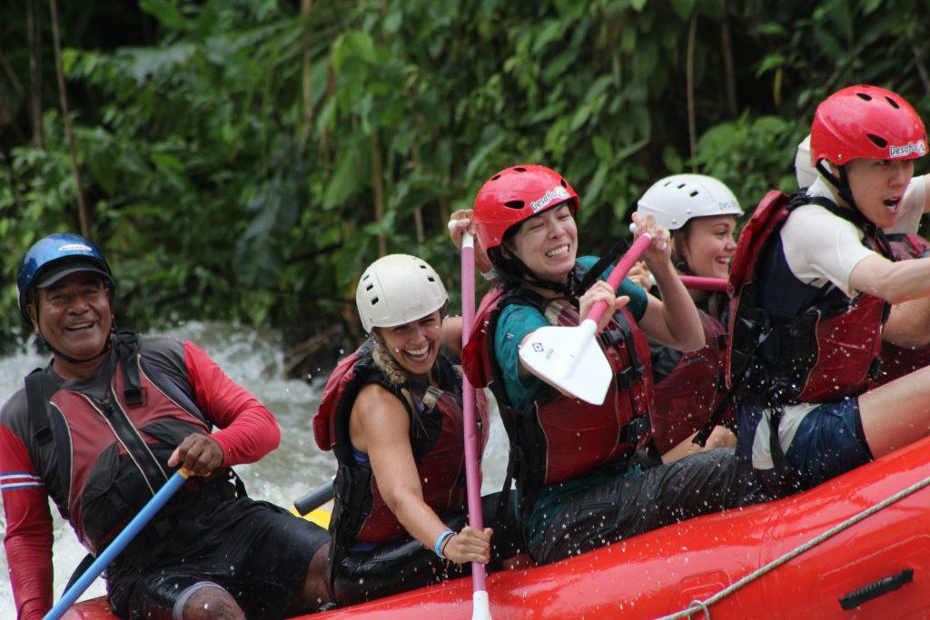 Rafting Río Balsa Class 2-3