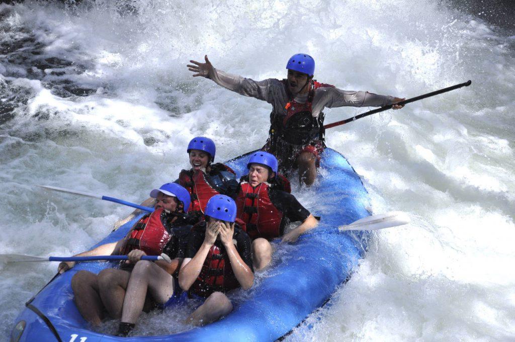 Tenorio River Rafting Tour