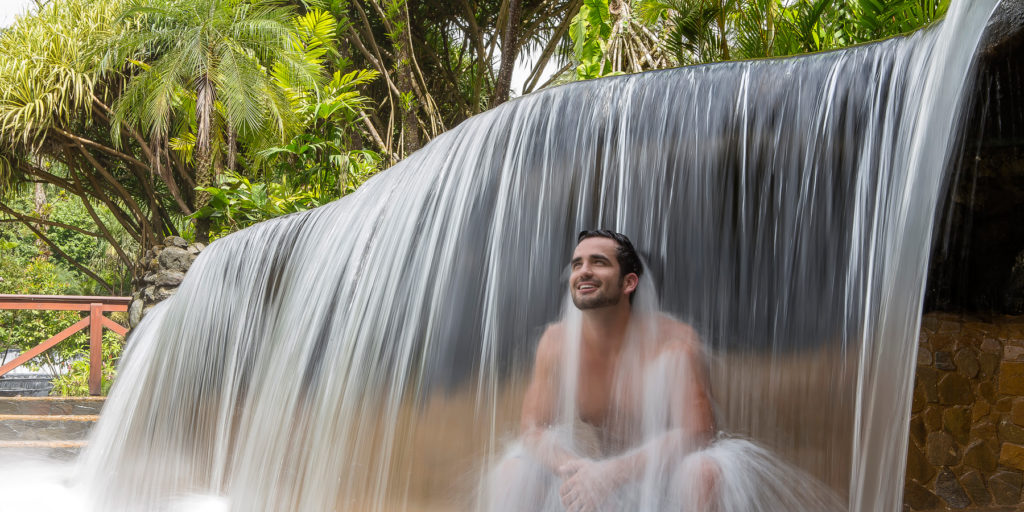 Arenal Sky Adventure Tour  & Hot Spring