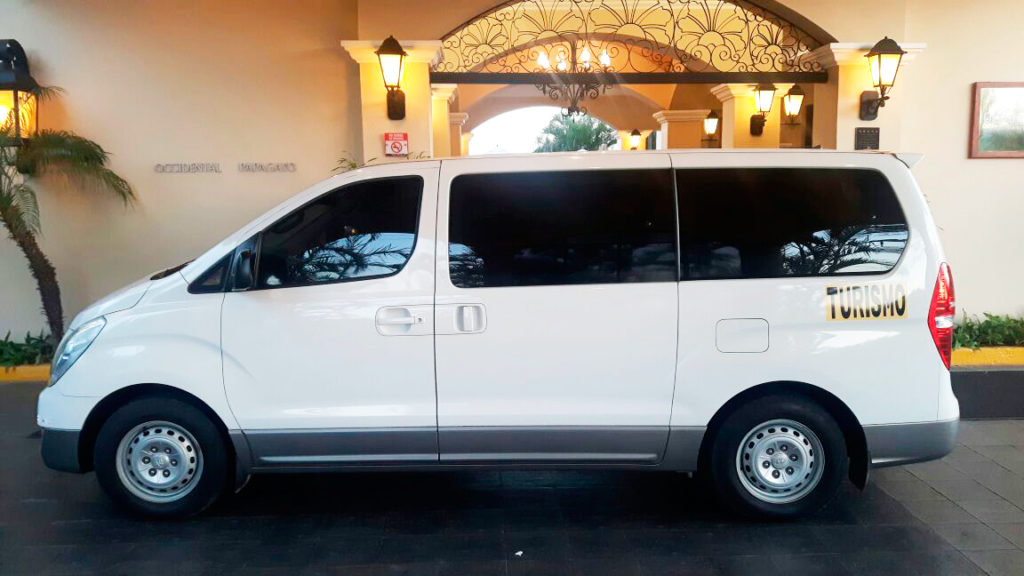 Private Transportation to Occidental Papagayo