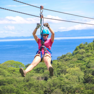diamante adventure zip line