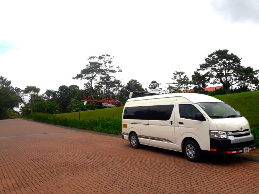 Private Transfer to Four Seasons Papagayo