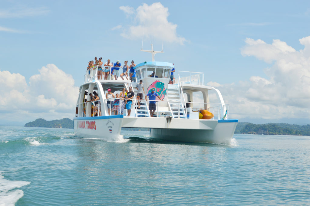 Iguana Tours Catamaran Cruise