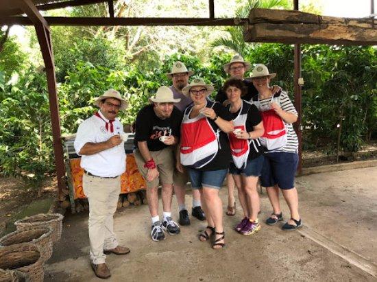 Costa Rica adventure to Tio Leo Coffee Tour in Liberia3