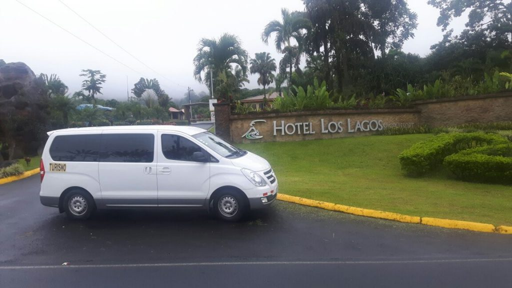 private transportation to arenal volcano
