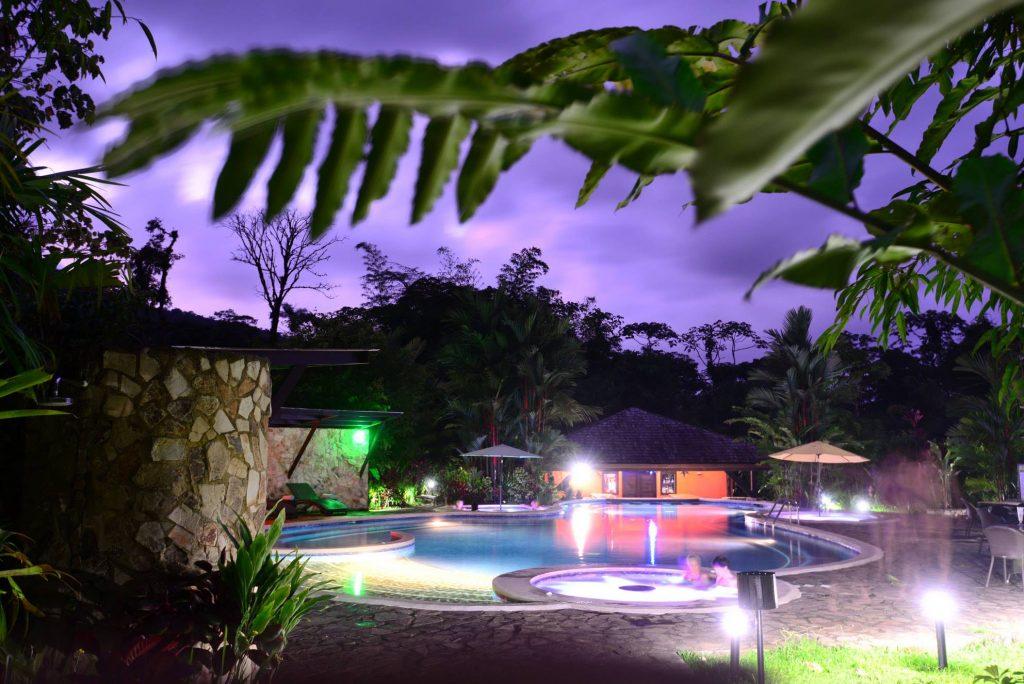 Hotel Rio Celeste Hideaway
