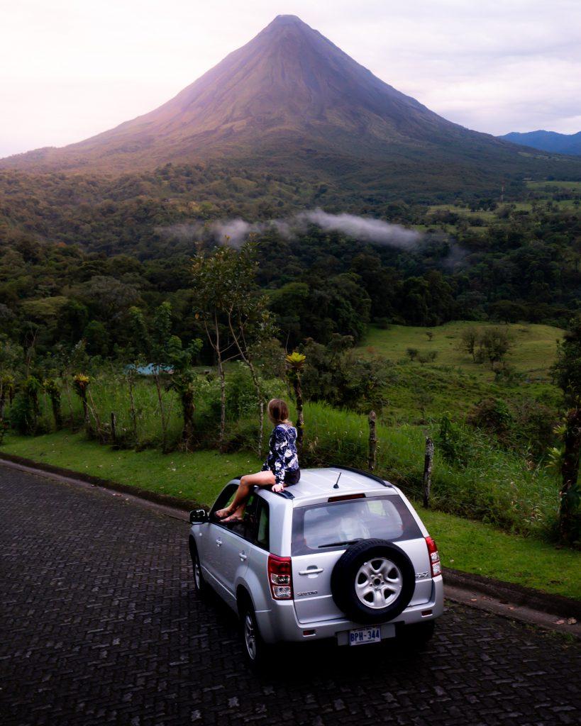 Costa Rica private driver