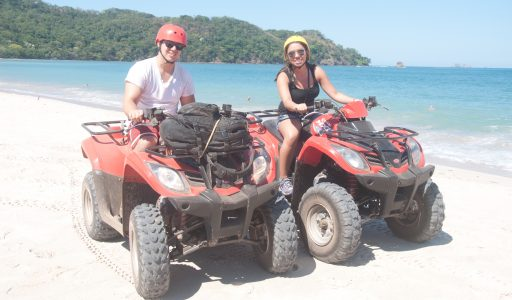 ATV quad tour in Costa Rica